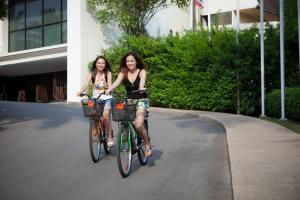 The Regent Cha Am Beach Resort, Hua Hin, Курортные отели  Ча-Ам - big - 36