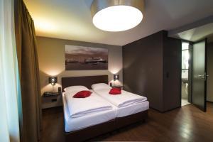 Economy-dobbeltværelse i kælderen