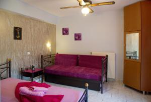 Villa Dimitris Apartments & Bungalows, Apartments  Lefkada Town - big - 7
