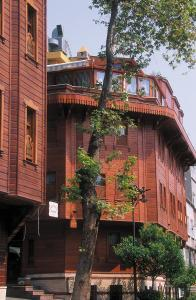Dersaadet Hotel Istanbul, Отели  Стамбул - big - 57