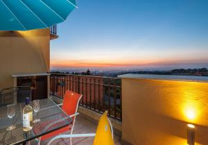Villa Savoia, Apartments  Marino - big - 34