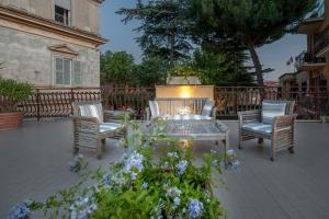 Villa Savoia, Apartments  Marino - big - 12