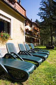 Hotel Vioz, Hotely  Peio Fonti - big - 34