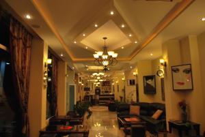Hotel Austin, Hotels  Constanţa - big - 13