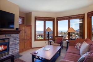 Eagle Run by 101 Great Escapes, Apartmanok  Mammoth Lakes - big - 4