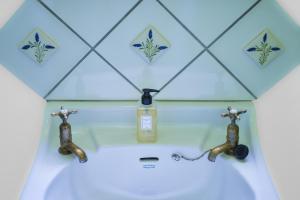 Dobbeltværelse med brusebad