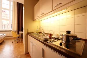 Gästeresidenz PelikanViertel, Aparthotely  Hannover - big - 10