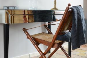 Chambres Houdaille, Affittacamere  Honfleur - big - 19