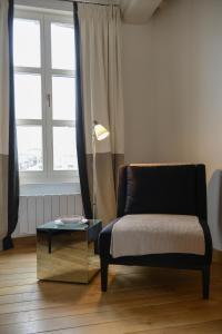 Chambres Houdaille, Affittacamere  Honfleur - big - 25