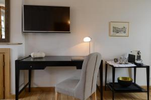 Chambres Houdaille, Affittacamere  Honfleur - big - 25