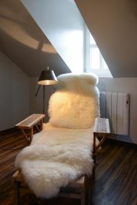 Chambres Houdaille, Affittacamere  Honfleur - big - 30