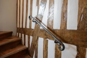 Chambres Houdaille, Affittacamere  Honfleur - big - 53