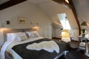 Chambres Houdaille, Affittacamere  Honfleur - big - 1