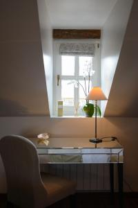 Chambres Houdaille, Affittacamere  Honfleur - big - 39