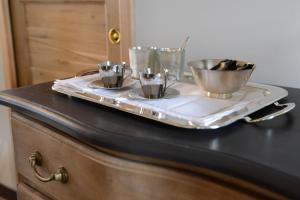 Chambres Houdaille, Affittacamere  Honfleur - big - 43