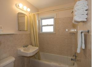 Blue Water Motel, Motelek  Wildwood Crest - big - 31