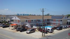 Blue Water Motel, Motelek  Wildwood Crest - big - 36