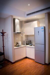Chenlong Service Apartment - Yuanda building, Aparthotels  Shanghai - big - 46