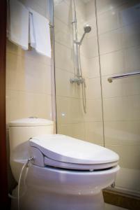 Chenlong Service Apartment - Yuanda building, Aparthotels  Shanghai - big - 28