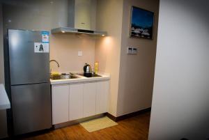 Chenlong Service Apartment - Yuanda building, Aparthotels  Shanghai - big - 13