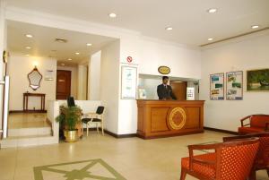 Abad Metro, Hotels  Cochin - big - 30