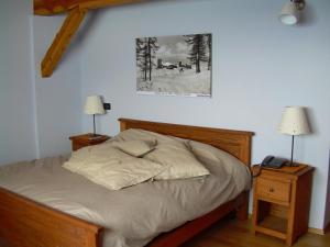 Tana Della Volpe, Hotely  Sestriere - big - 9