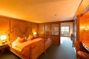 Reindl's Partenkirchener Hof, Hotel  Garmisch-Partenkirchen - big - 4