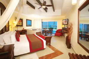 Royal Junior Suite with Pool Access and Ocean Views