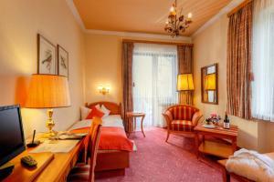 Reindl's Partenkirchener Hof, Hotel  Garmisch-Partenkirchen - big - 2