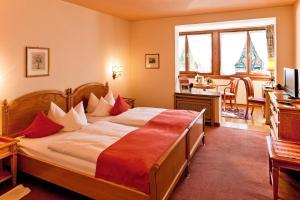 Reindl's Partenkirchener Hof, Hotel  Garmisch-Partenkirchen - big - 8