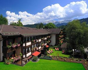 Reindl's Partenkirchener Hof, Hotel  Garmisch-Partenkirchen - big - 55