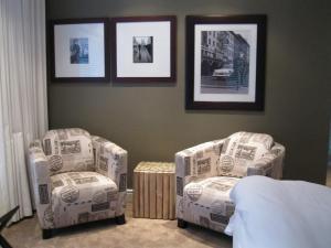Chambre Double ou Lits Jumeaux de Luxe