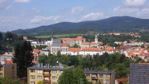 Penzion Do Vrchu, Vendégházak  Český Krumlov - big - 13