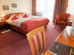 Reindl's Partenkirchener Hof, Hotel  Garmisch-Partenkirchen - big - 22