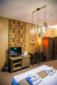 Orbita Boutique Hotel, Hotels  Shymkent - big - 22