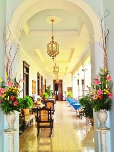 Casa Azul Monumento Historico, Отели  Мерида - big - 39