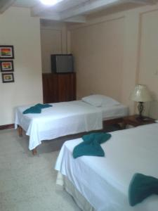 Cabinas & Restaurante Cristina, Отели типа «постель и завтрак»  Tambor - big - 4