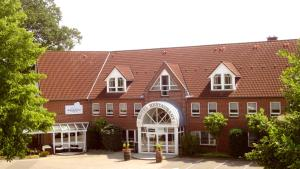 Wildeshauser Hof Hotel Huntetal, Hotely  Wildeshausen - big - 39