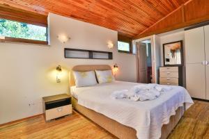 Villa Dundar - Kas Apartments, Апартаменты  Каш - big - 65