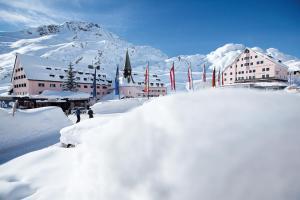 Arlberg Hospiz Hotel
