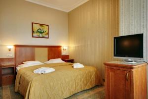 Elizabeth Hotel, Hotels  Gyula - big - 23