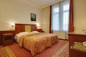 Elizabeth Hotel, Hotels  Gyula - big - 20