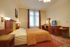 Elizabeth Hotel, Hotels  Gyula - big - 19