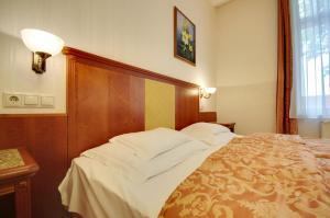 Elizabeth Hotel, Hotels  Gyula - big - 18