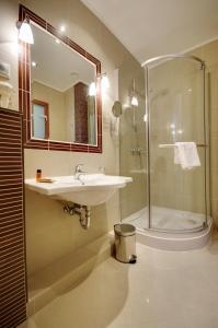 Elizabeth Hotel, Hotels  Gyula - big - 42
