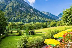 Alpengasthof Madlbauer, Гостевые дома  Бад-Райхенхаль - big - 31