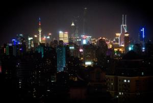 Chenlong Service Apartment - Yuanda building, Aparthotels  Shanghai - big - 2