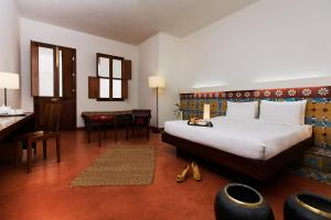 Villa Shanti - A Heritage Hotel, Hotels  Pondicherry - big - 7