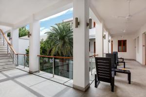 Villa Shanti, Hotels  Pondicherry - big - 47