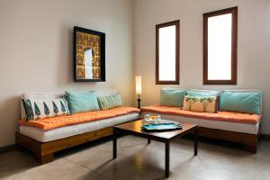 Villa Shanti - A Heritage Hotel, Hotels  Pondicherry - big - 3